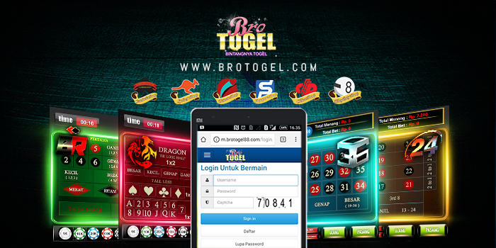 Live Dingdong Brotogel Melalui Android