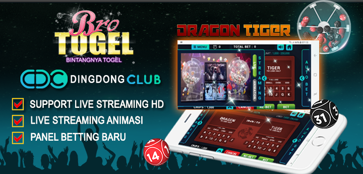 Cara Bermain DingDong Dragon Tiger Pada Provider DingDong Club