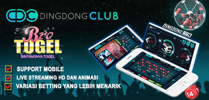 Cara Main Dingdong 36D Provider Dingdong Club