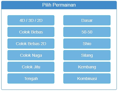 Jenis Taruhan Togel di Brotogel
